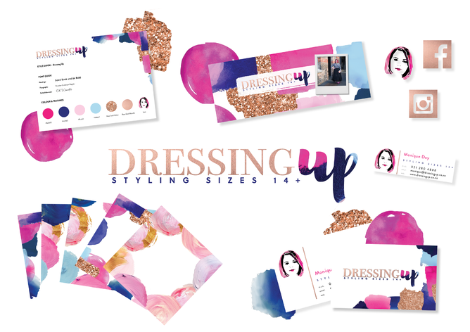 Branding for Dressing Up - by Repeatable