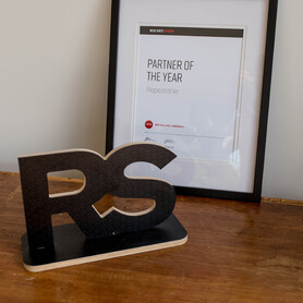 Rocketspark Design Partner of the Year - repeatable